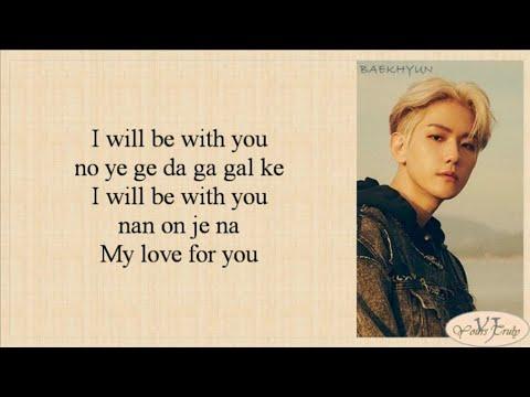 Baekhyun (백현) - My Love (너를 사랑하고 있어) Romantic Doctor 2 OST Pt.1 (Easy Lyrics)
