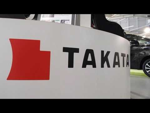 News Update Takata shares suspended ahead of expected bankruptcy 16/06/17