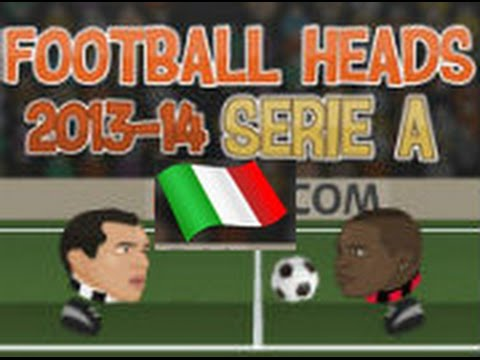 Football Heads 2013-14 season serie A