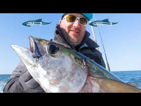 Reel Bragging Rights:  Tuna Fishing In Venice, Louisiana