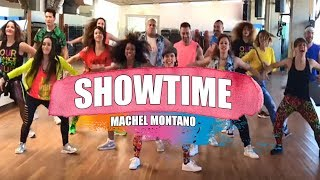 SHOWTIME - Machel Montano / ZUMBA con CARNAVAL PARTY 4