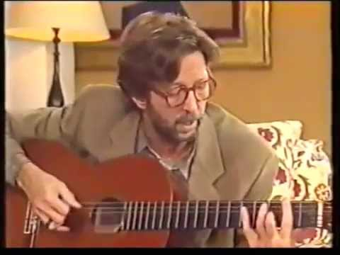 Eric Clapton plays  for the first time  Tears In Heaven