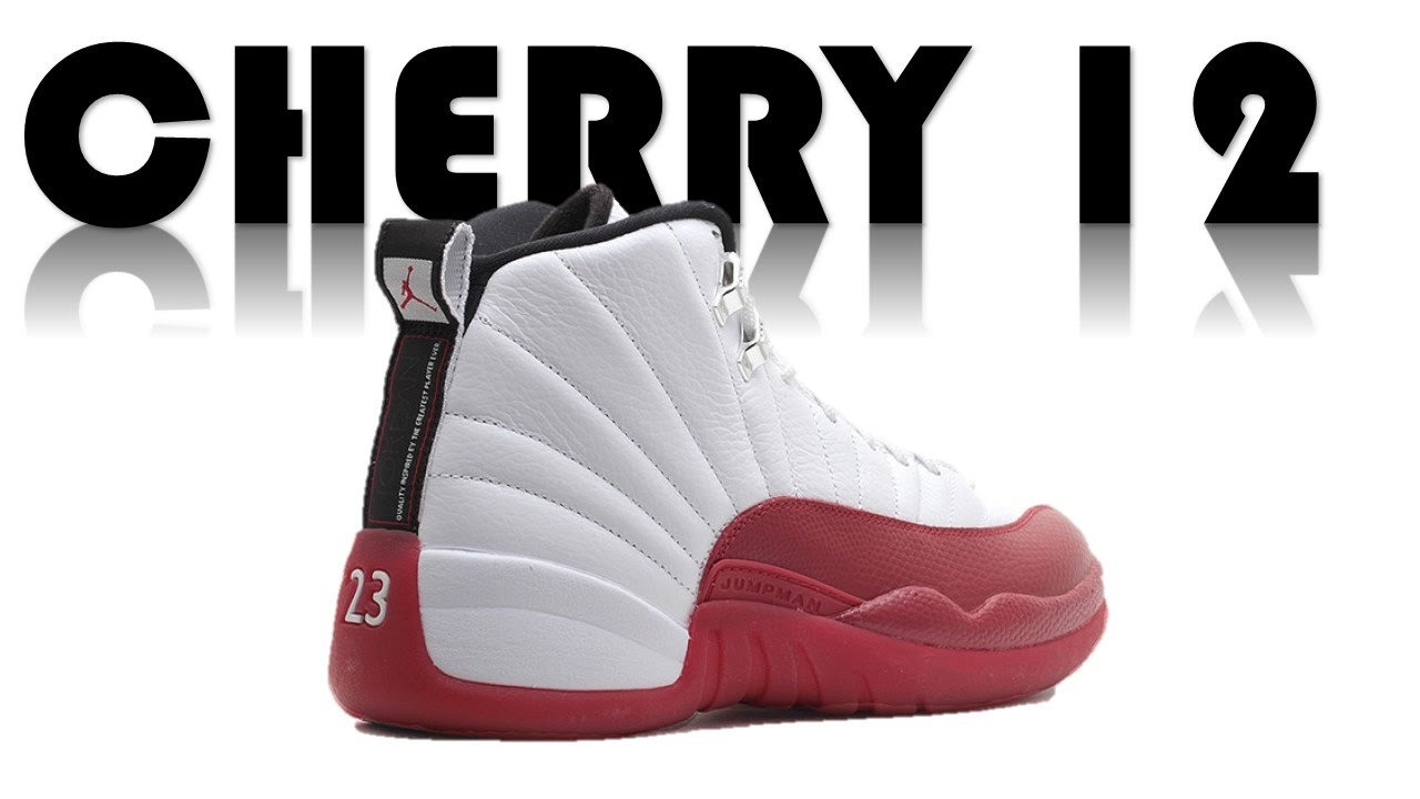 9e06beabdd4 2017 AIR JORDAN 12 CHERRY