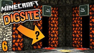 Minecraft: DigSite Modded Survival Ep. 6 - Best Items Acquired