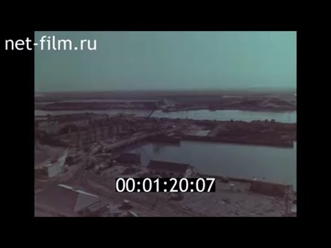 Как убивали Аральское море. Перекрытие реки Сырдарьи (1964)