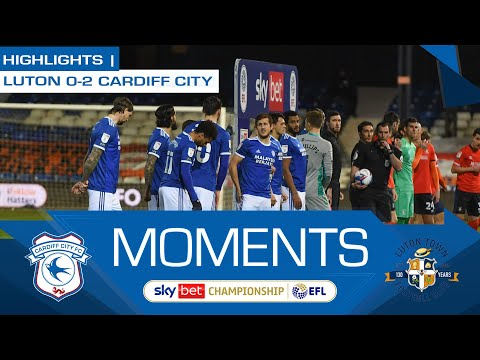 Luton Cardiff Goals And Highlights