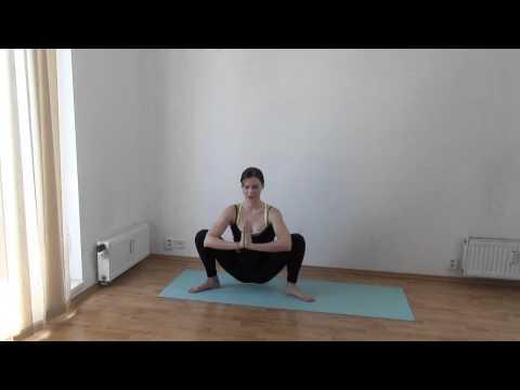 Cvičení v těhotenství – uvolnění kyčlí ve 2. trimestru