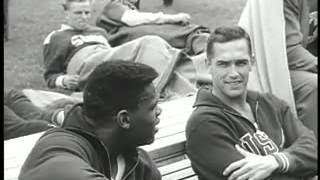 US Veterans in the Olympics 1952 Helsinki Finland Summer Olympic Games Rare Documentary