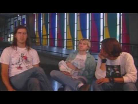 Kurt Cobain and Krist Novoselic Talk About Andrew Wood from Mother Love Bone