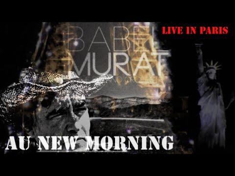 JEAN LOUIS MURAT & DELANO ORCHESTRA LIVE IN PARIS AU NEW MORNING PARIS LE 24 NOVEMBRE 2014