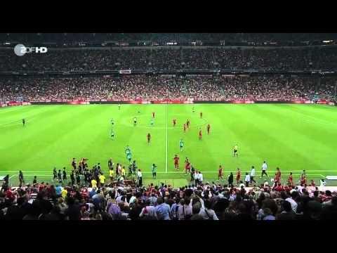 F.C.Bayern Munchen Vs F.C.Barcelona Audi Cup Final 2011 0:2