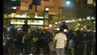 Colorado Avalanche Riots in Denver