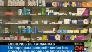 Cadenas de Farmacias pequeñas aumentaron sus ventas