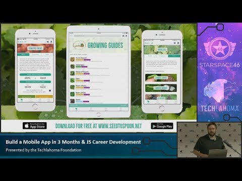 How I Built Our App That Makes Growing Food Easy In 3 Months (& How You Can Learn to Code Too!)