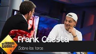 Frank Cuesta de los toros: