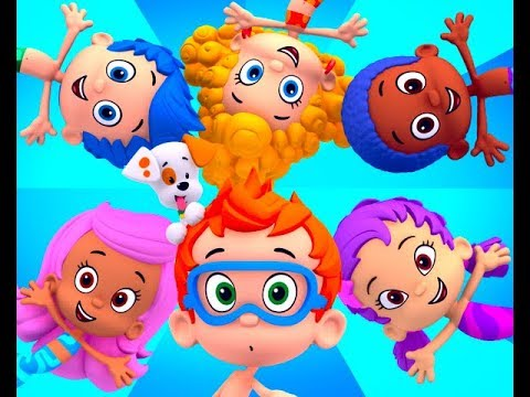 Nick Jr  Bubble Guppies | Characters Bubble Guppies not Real Life!