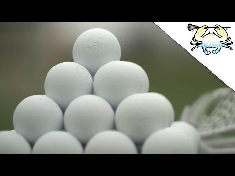 ECD Mint Lacrosse Ball - Tech Video