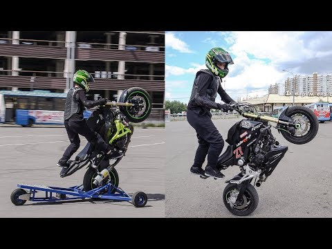 Stunt Rider 13 Years Old - Wheelie Spyder - Honda GROM MSX125 from YouTube · Duration:  2 minutes 54 seconds