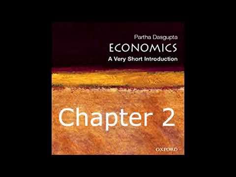 Ch 2 - Economics, A Very Short Introduction