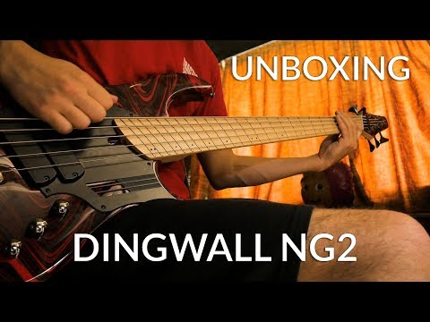 DINGWALL NG2 [Unboxing & Demo]