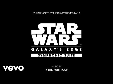 Hear John Williams' Soaring New 'Star Wars' Theme for 'Galaxy's Edge'