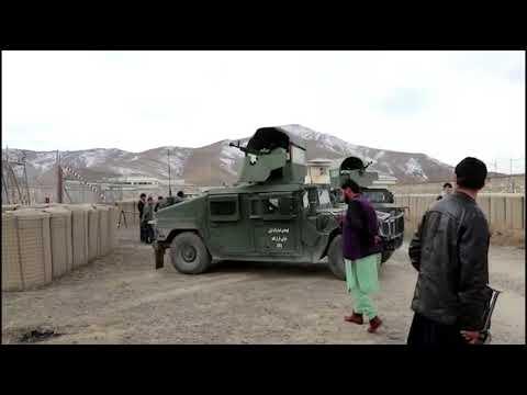لقطات خاصة من موقع الهجوم الدموي في #أفغانستان