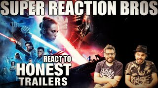 SRB Reacts to Honest Trailers   Star Wars: The Rise of Skywalker