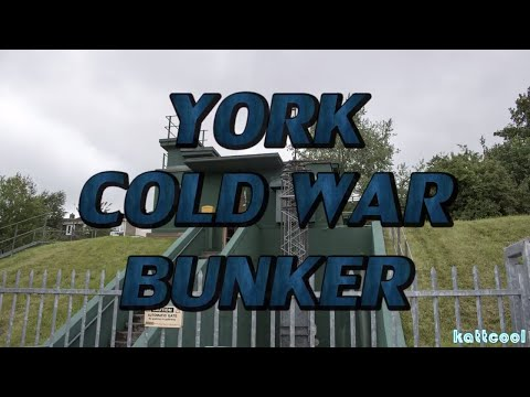 Family Visit : Visit To A Bunker In York