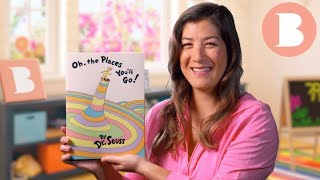 Oh, The Places You'll Go! - Read Aloud Picture Book | Brightly Storytime