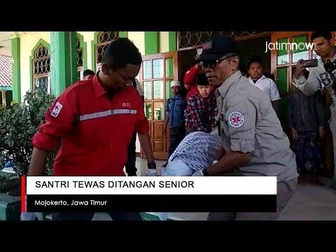 Santri Di Mojokerto Tewas Ditangan Senior
