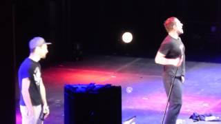 "Sleaford Mods ""LIVE"" JOBSEEKER 10 11 2016"