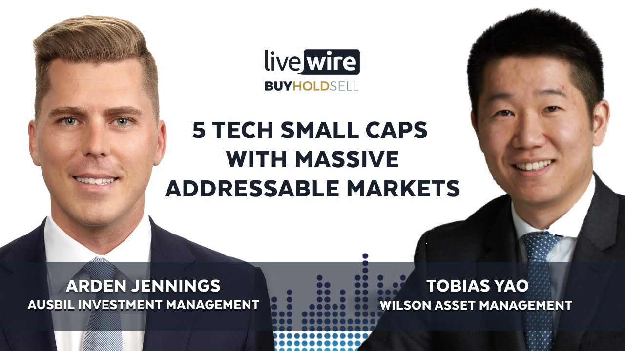 Buy Hold Sell: 5 tech small caps with massive addressable markets