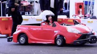 20161127 富士スピードウェイで行われた TOYOTA GAZOO Racing FESTIVAL ...