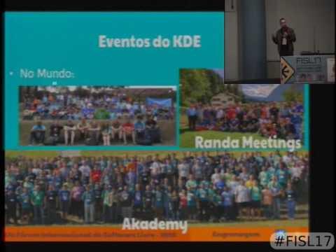 Faça o Software Livre acontecer participe da comunidade KDE