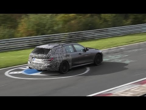 SPYSHOT | 2020 Alpina B3 Touring (G21) Spied Testing At The Nurburgring | Engine SOUND!