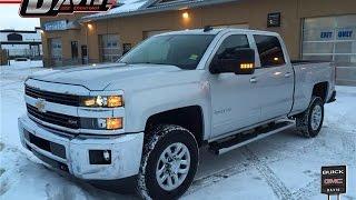 Pre-owned 2015 Chevrolet Silverado 2500 HD | Airdrie AB | Davis Chevrolet