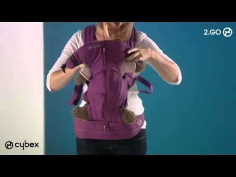 BABY CARRIERS BY CYBEX: 2.GO