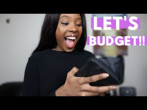 START YOUR 2021 BUDGET! How To Budget Your Money UK: Budgeting Basics for Beginners