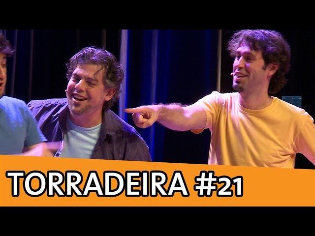 IMPROVÁVEL - TORRADEIRA #21