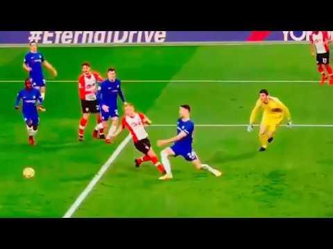 Southampton Vs Chelsea 2-3