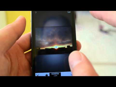 Обработка фотографий на Iphone. Программы Snapseed и VSCOcam