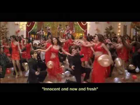 Main Hoon Na - Gori Gori (with English Subs!)