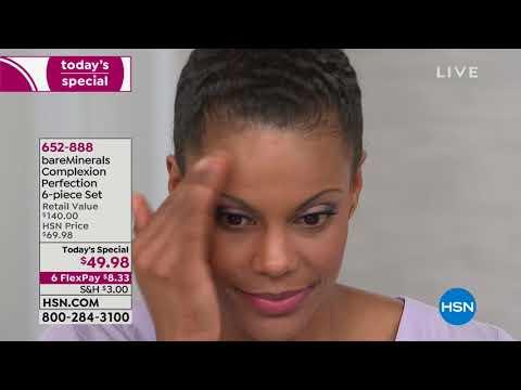 HSN | bareMinerals Beauty Premiere . http://bit.ly/2MZL6v8