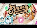 The Amazing World of Gumball - Elmore Breakout [Cartoon Network Games]