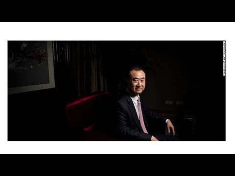 Once China's richest man, Wang Jianlin is selling off his global empire
