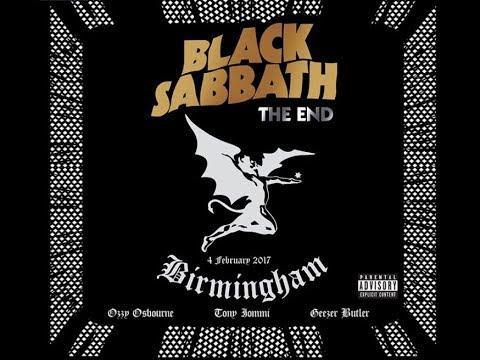Black Sabbath's live Blu-ray/DVD/CD farewell tour 'The End' pre-orders + details