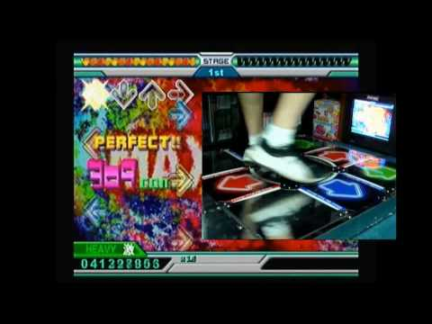 Kon - MAX 300 (Expert) AAA#200 0_o on DDR EXTREME (PS2, Japan)