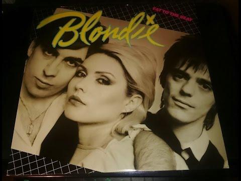 """""""ACCIDENTS NEVER HAPPEN""""  BLONDIE  CHRYSALIS LP CDL 1225 P.1979 SWE"""