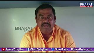 Goshamahal MLA Raja Singh Fires Over Shops Allotted to Muslims in Srisailm Temple || Bharat Today