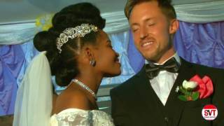The best wedding couple 2017, Rose and Charley Wedding.